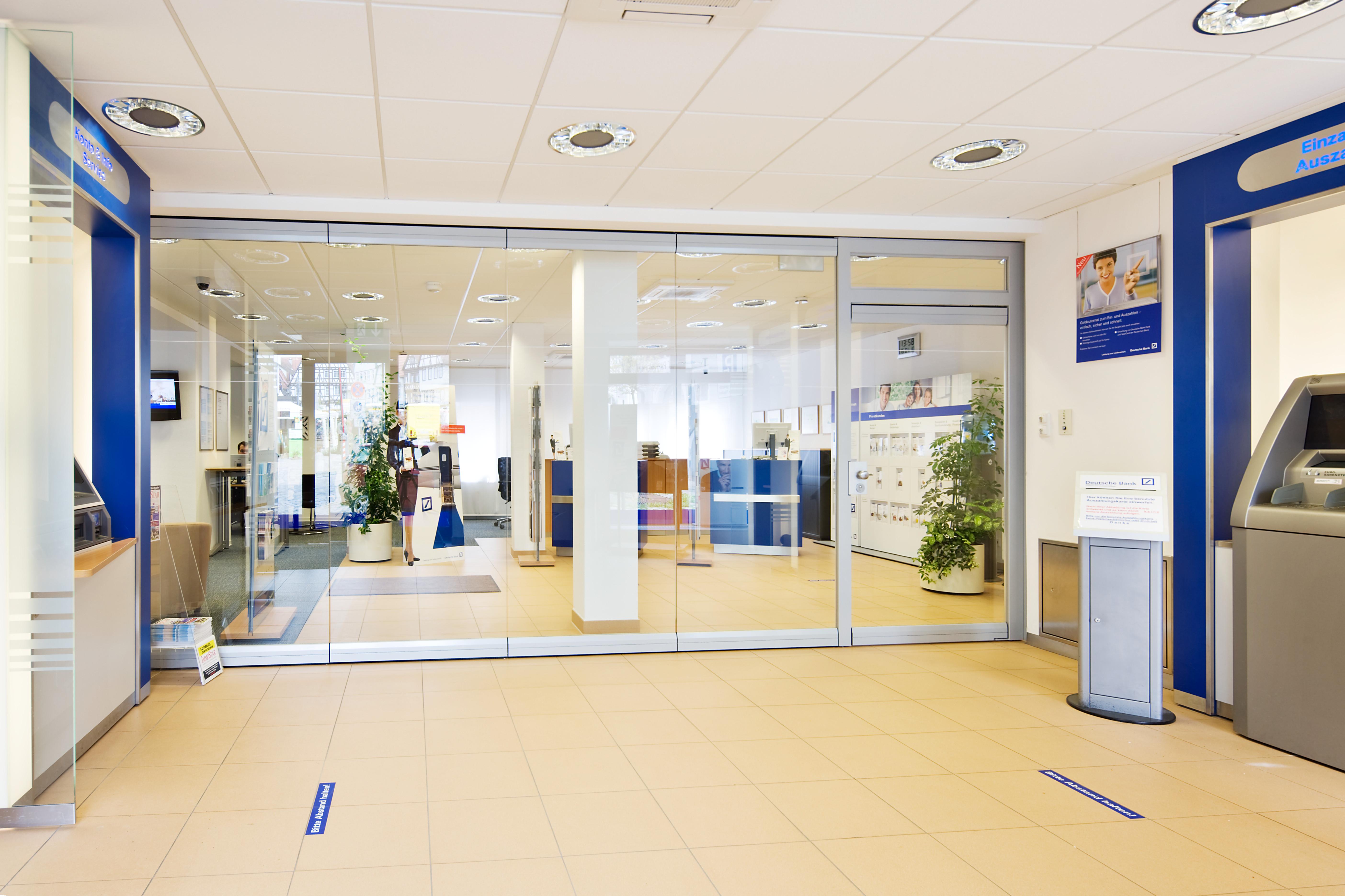 MSW Schiebebedarfselement, Deutsche Bank Leonberg